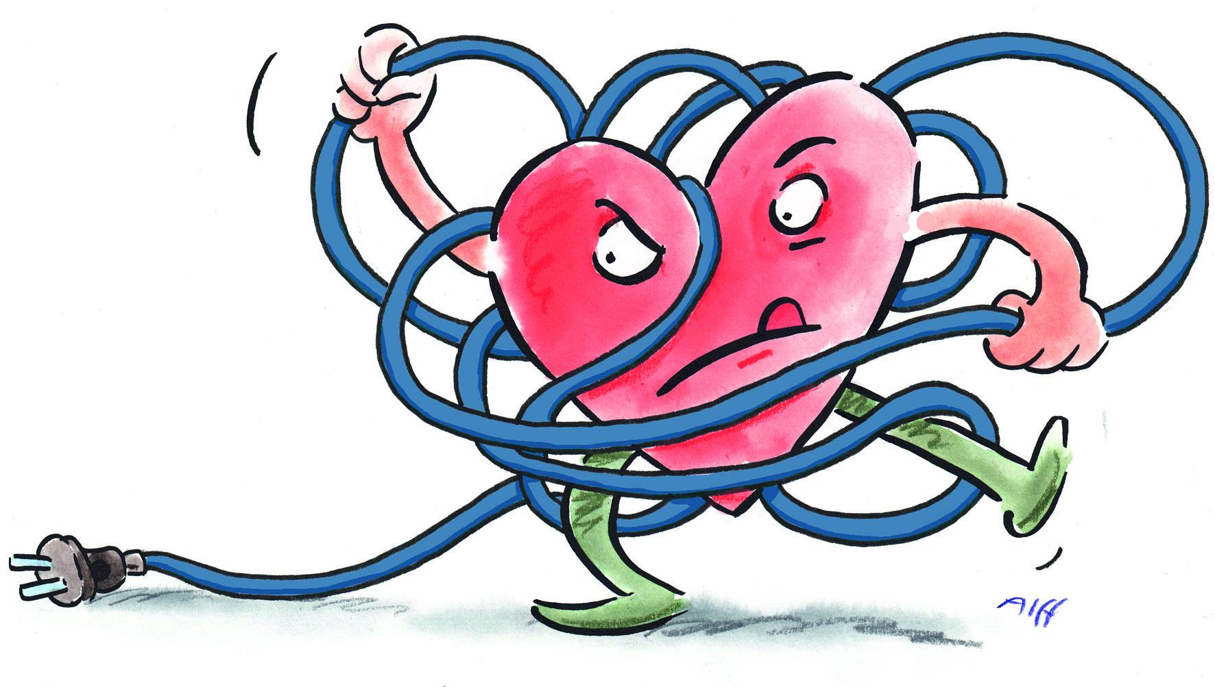 Vortrag: Das Erkrankte Herz